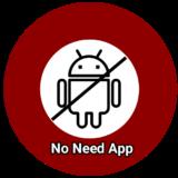 No Need App e1617073975436